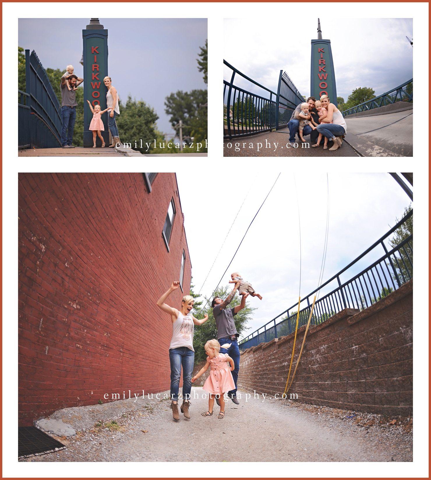 Kirkwood Family Photographer