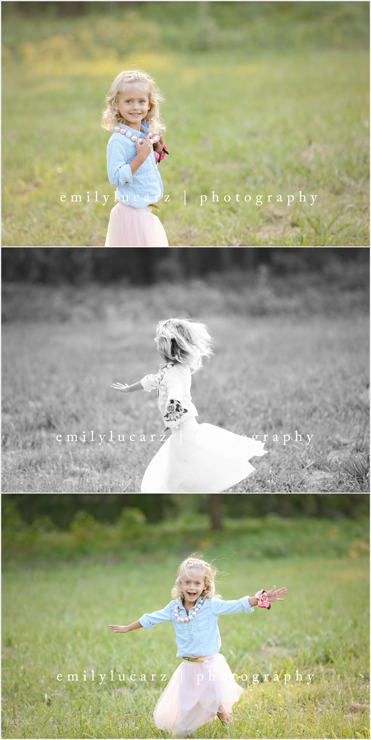 Family photo session in St. Louis Missouri